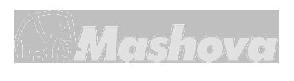 mashova gray logo